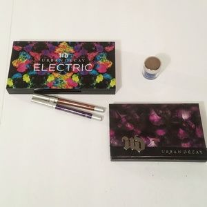 Urban Decay 5 piece Eye Set!